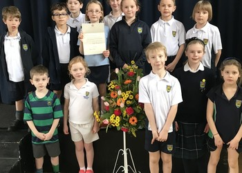 Pupils in Year 3 Get A letter From The Queen