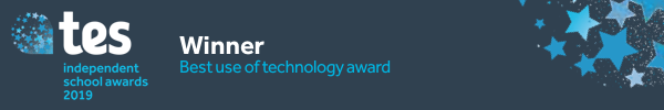 Winner   Best use of technology award Email Signature(600x100)