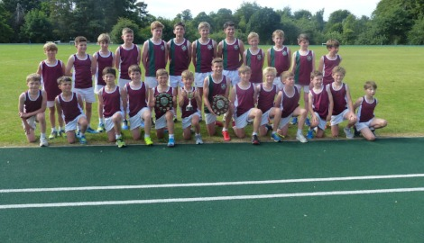 Athletics Triangular at Stowe