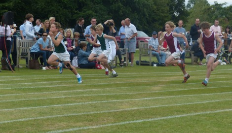 Athletics Finals Day