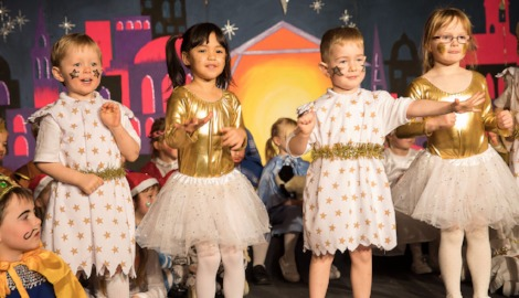 Pre-Prep Christmas Productions