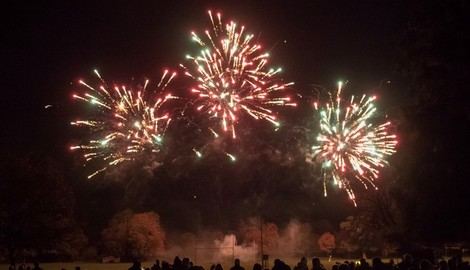 Ashfold Bonfire & Fireworks Night