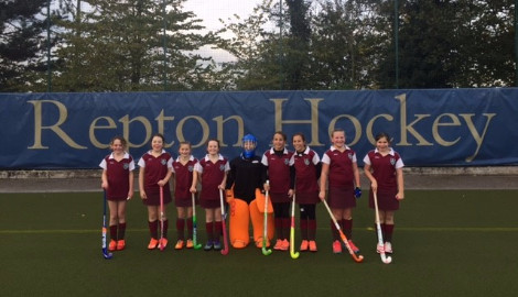 U11 Girls IAPS Hockey Finals