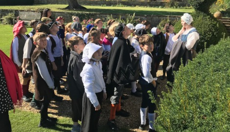 Form IV Trip to Sulgrave Manor