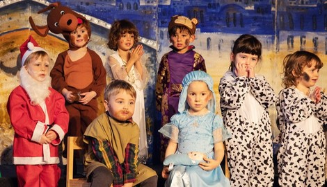 Pre-Prep Nativity Plays