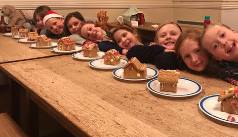 Boarders Enjoy Festive Fun