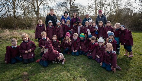Pre-Prep III visit Sutton Courtenay Environmental Education Centre
