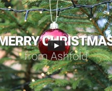 Merry Christmas from Ashfold 2020