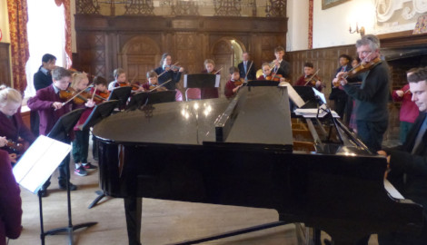 Stowe Music Workshop & Masterclass