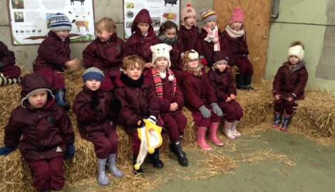 Pre-Prep II Trip to The Green Dragon Eco Farm