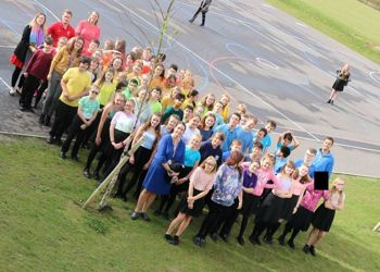 Diversity week ended in a splash of colour