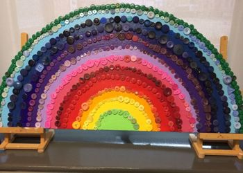 A colourful gift from The Didcot Art Room