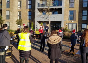 Car Park Carols with Williams Place