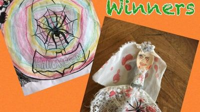 PTA fang-tastic Halloween competition!