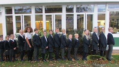 Pupil Leadership at Valley Invicta Primary School at Aylesford