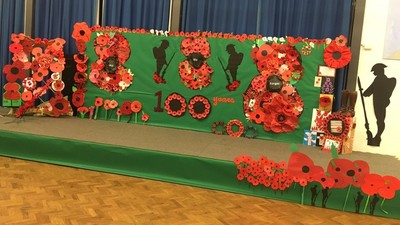 Commemorating Remembrance Day