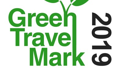 Gold Level Green Travel Mark for VIPS at Aylesford