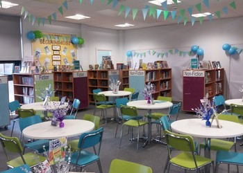 Newly Refurbished Library Opens