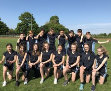 Y7 athletics may 19