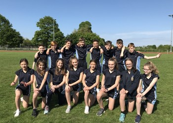 Y7 Athletics Success