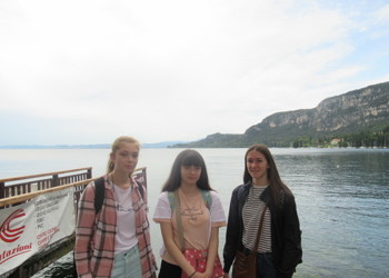 Enrichment Week 2019 - Trip to Lake Garda