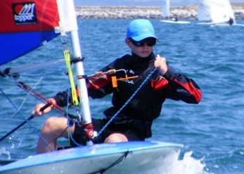 Y9, Ben, Selected for RYA London & SE Training Squad