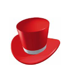 Thinking Hat   Red
