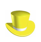 Thinking Hat   Yellow