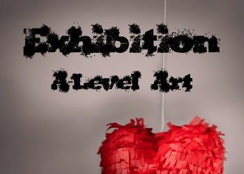 A Level Art Exhibition