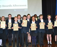 Year 7 awards afternoon 068