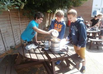 Enrichment Week - Campfire Cooking