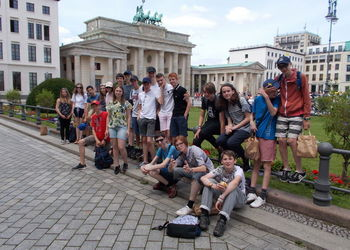 Enrichment Week - Berlin 2017