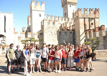 Enrichment Week - Italy - July 2017