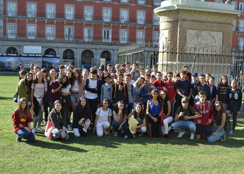 Spanish Exchange Trip - September 2017
