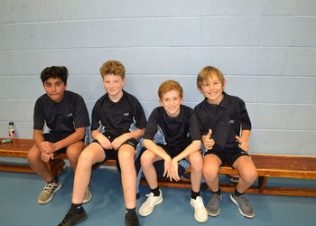 Y7 Basketball Success
