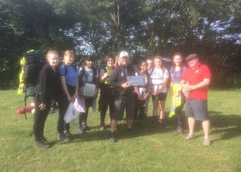 Duke of Edinburgh Expedition - June 18