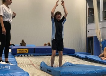 Aire Trampolining