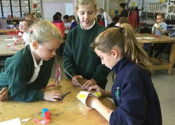 Y5 Design Technology Workshop