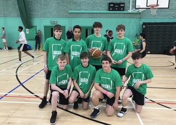 Basketball Succes at the Kent Youth Games
