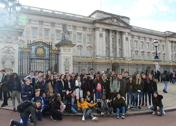 French Exchange Visit to the UK