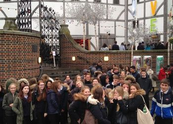 Visit to the Globe Theatre
