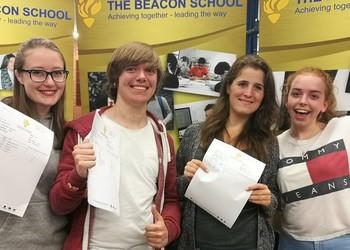 Success at The Beacon Sixth Form 2017