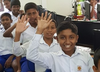 Connecting Classrooms with Sri Lanka
