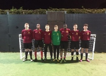 Year 11 - 5-a-side football team