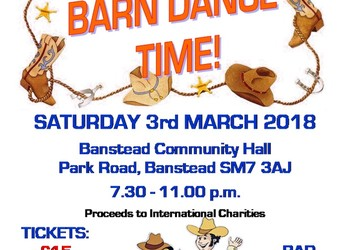 Barn Dance - Banstead Rotary