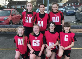 Year 7 - District Netball Results