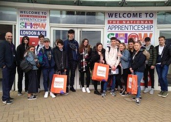 National Apprenticeship Show, Sandown - 5th-6th March 2018