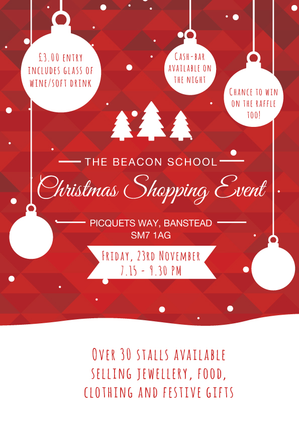 Bpa christmas shopping event 2018