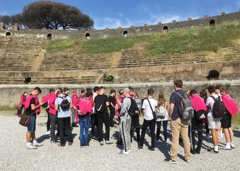 Geography Trip - Italy 2018