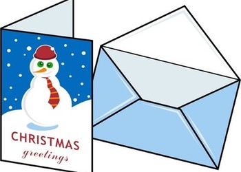 Christmas Card Recycling